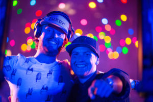 DJ met MC B-BE