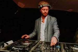 DJ voor in de Pauze