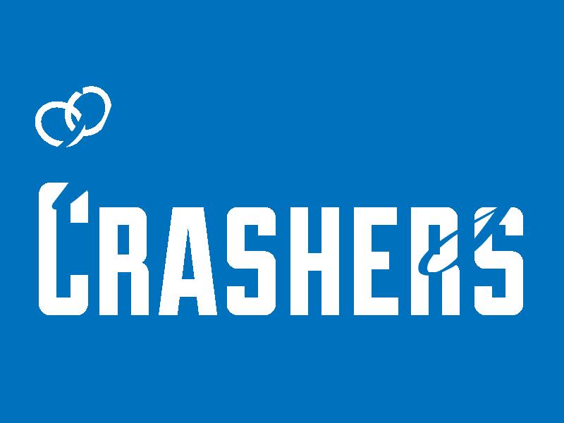 Wedding Crashers Logo Wit