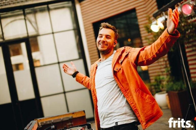 Bastion Oranje jas