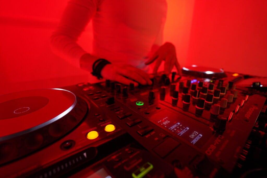 DJ Workshop B-BE