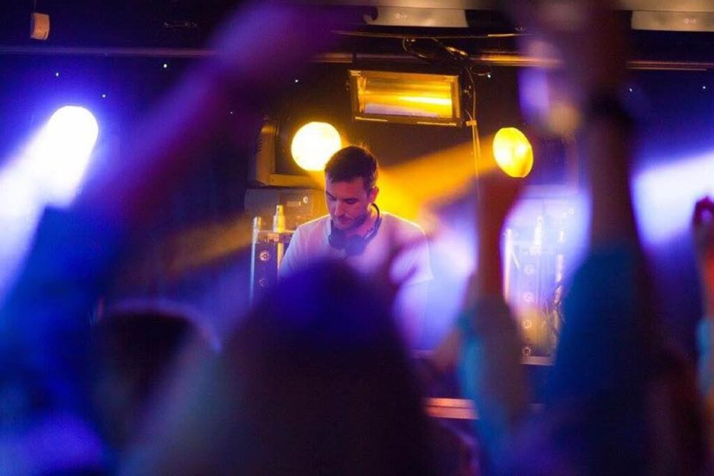 Allround DJ Wouter