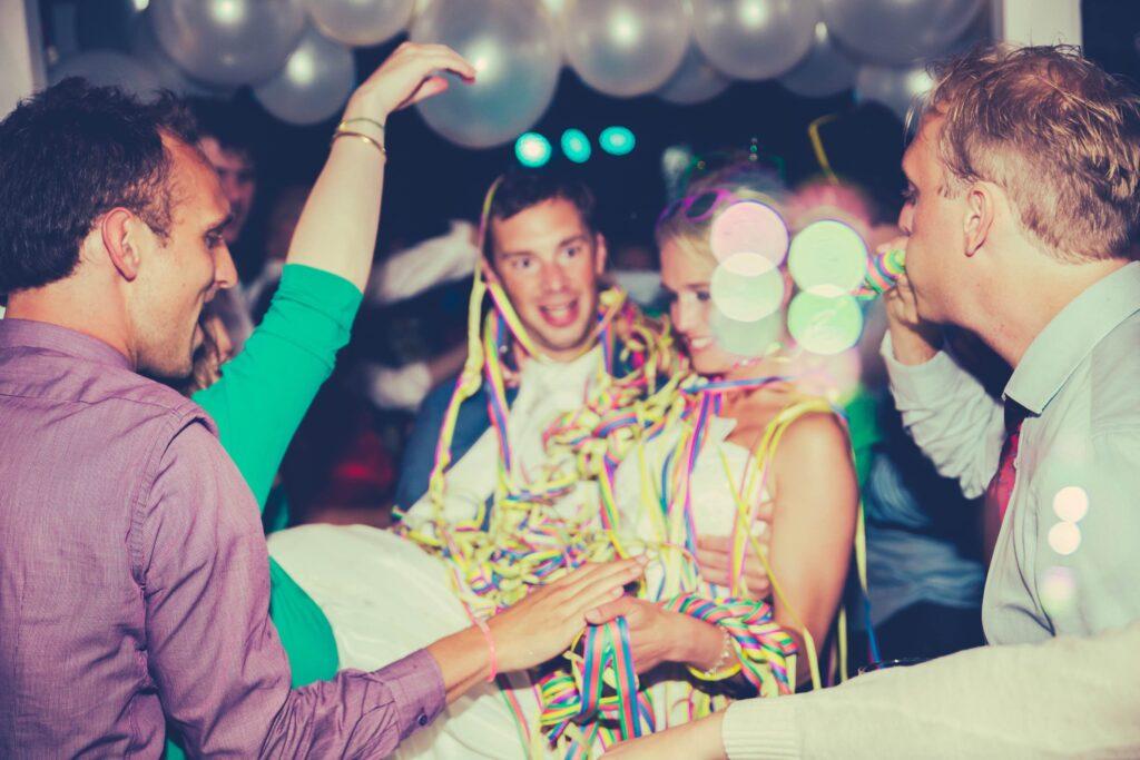 DJ Bruiloft bruidspaar